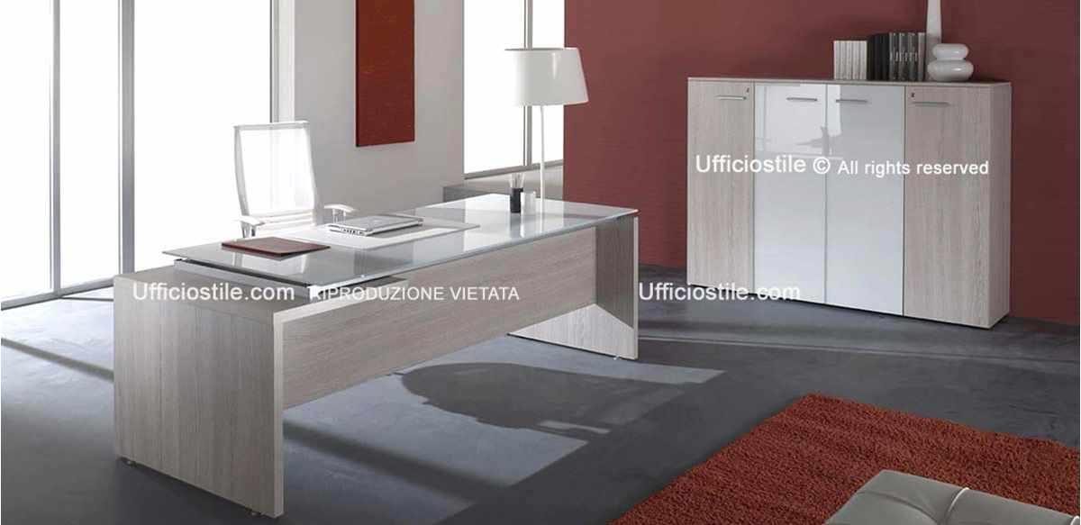 Mobili per ufficio mobili ufficio rovere portofino comp 24 for Mobili ufficio wenge