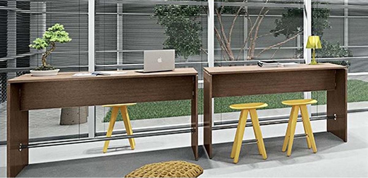 mobili per ufficio tavolo ufficio alto cm 107