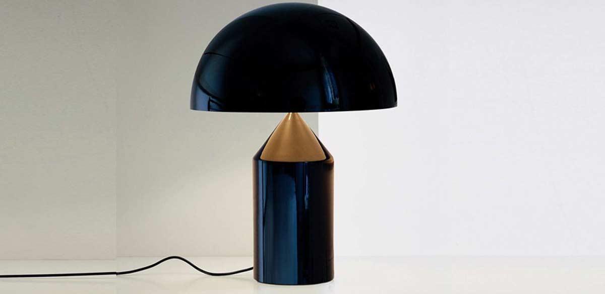 Illuminazione lampade lampade da tavolo ufficiostile for Color tabacco mobili
