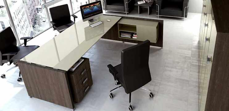 Mobili ufficio direzionali collezione ufficiostile 250 for Mobili ufficio wenge
